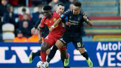 Indosport - Pesepakbola muda Ghana, Mohammed Kudus, bisa menjadi opsi Manchester United di bursa transfer musim panas.