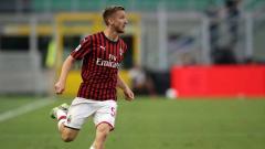Indosport - Alexis Saelemaekers sudah mulai menunjukkan kemampuannya sejak didatangkan AC Milan pada bursa transfer musim dingin lalu dengan tampil apik di 3 laga Serie A.
