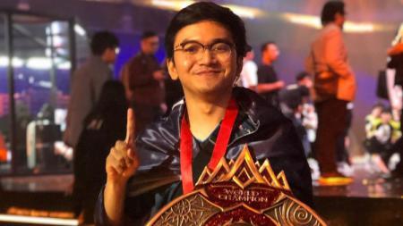 EVOS Hyde alias Setiawan Ade. - INDOSPORT