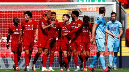 Kedatangan dua bintang yakni Thiago Alcantara dan Diogo Jota bikin Liverpool akan tumbalkan enam pemain di bursa transfer. - INDOSPORT