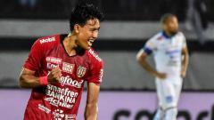 Indosport - Bek Bali United, I Made Andhika Wijaya gembira mendengar rilis jadwal terbaru Piala AFC 2020 Grup G.