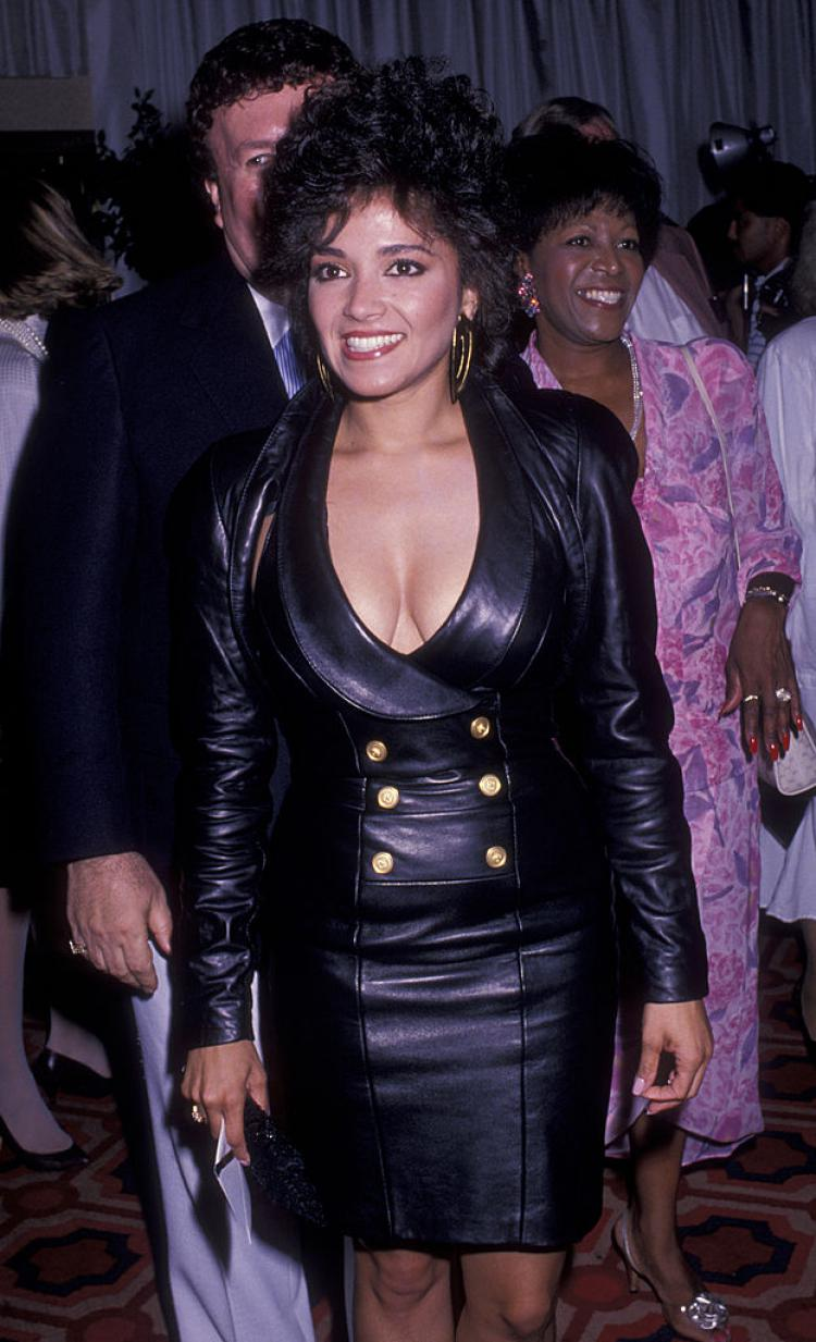 Suzette Charles Copyright: Ron Galella/Ron Galella Collection via Getty Images