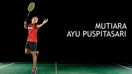 Mutiara Ayu Puspitasari sanggup menghadirkan kejutan pada kejuaraan Liga PB Djarum 2020 dengan merengkuh juara di kategori U-17 pada usia yang masih 14 tahun. - INDOSPORT