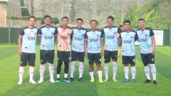 Indosport - Kota Semarang dan sekitarnya nampaknya tidak pernah kekurangan stok pemain berkualitas. Di era sekarang, pemain-pemain asli Kota Lumpia.