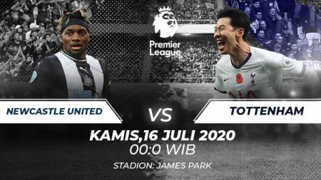 Prediksi pertandingan antara  Newcastle United vs Tottenham Hotspur dalam lanjutan Liga Inggris 2019-20 siap membuat tim tamu tebar ancaman, Kamis (16/07/20). - INDOSPORT