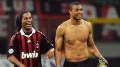 Indosport - Bek naturalisasi Persija Jakarta Otavio Dutra ungkap alasan kenapa mengagumi eks kiper AC Milan Nelson Dida karena sempat setim.