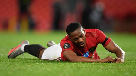 Manchester United Ditinggal Anthony Martial Hingga Akhir Musim 2020-2021. - INDOSPORT