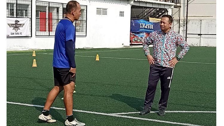 Skuatnya Dibubarkan, Pelatih Maklumi Kebijakan Manajemen Sulut United