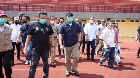 Provinsi Sumatera Selatan menjadi salah satu tuan rumah Piala Dunia U-20 pada tahun 2021 mendatang. - INDOSPORT