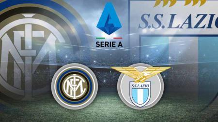 Inter Milan akan hadapi Lazio di Serie A Italia, Senin (15/02/21). Berikut 5 pemain yang sukses di Inter usai dibajak dari Lazio, termasuk 2 peraih treble. - INDOSPORT
