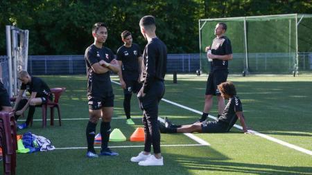 Liga Kembali Bergulir, Wonderkid Solo di Belanda Genjot Latihan Fisik - INDOSPORT