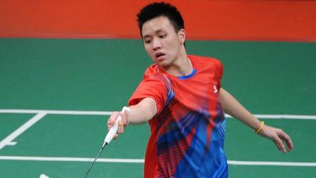 Bisa jadi pelatih, media China pertanyakan status hukuman yang diberikan oleh Federasi Bulutangkis Dunia (BWF) kepada wakil Malaysia Zulfadli Zulkiffli. - INDOSPORT