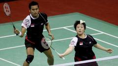Indosport - Pebulutangkis ganda campuran Jepang, Arisa Higashino, menyebut Liliyana Natsir sebagai sbeutan
