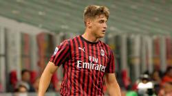 Lorenzo Colombo pemain AC Milan