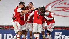 Indosport - Legenda Liverpool, Michael Owen, mengatakan bahwa jika Arsenal melakukan satu hal ini, mereka bisa membawa pulang satu poin melawan Manchester United.