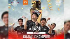 Indosport - Prestasi membanggakan berhasil dicatatkan tim Bigetron ION di turnamen eSports, PUBG Mobile Indonesia National Championship (2020).