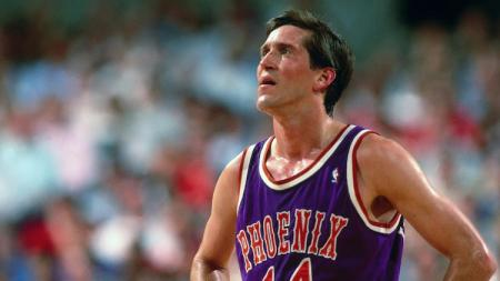 Pebasket legendaris NBA, Jeff Hornacek. - INDOSPORT