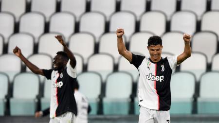 Berikut jadwal Serie A Liga Italia hari ini di pekan ke-36, Minggu (26/07/20) hingga Senin (27/07/20) dini hari WIB, ada Juventus vs Sampdoria. - INDOSPORT