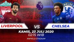 Indosport - Prediksi pertandingan Liga Inggris: Liverpool vs Chelsea