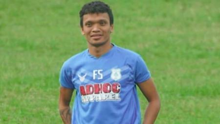 PSMS Medan membuktikan keseriusan mereka untuk meraih target utama promosi ke Liga 1 musim depan, dengan resmi mengontrak striker andal Ferdinand Sinaga. - INDOSPORT