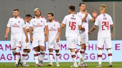 Indosport - AC Milan berhasil memecahkan sebuah rekor tersendiri usai mengalahkan Sassuolo 2-1 dalam laga lanjutan Serie A Liga Italia pekan ke-35, Rabu (22/07/20).