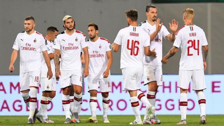 Rekap Rumor Transfer: Milan Gaet Gelandang Baru, Madrid Lepas Satu Wonderkidnya - INDOSPORT