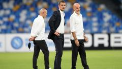 Indosport - Legenda sekaligus direktur AC Milan, Paolo Maldini, enggan memasang target empat besar alias lolos Liga Champions bagi Rossoneri di akhir musim ini.