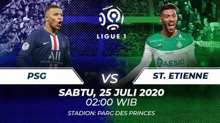 Berikut prediksi pertandingan PSG vs St. Etienne di ajang final Coupe de France, Sabtu (25/7/2020) di Stade de France. - INDOSPORT