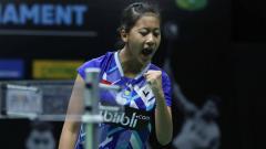 Indosport - Jadwal Indonesia di Czech Open Hari Ini: Ada Putri KW dan Febby/Jesita