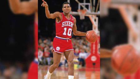 Maurice Edward Cheeks merupakan legenda NBA yang dikenal dengan kehebatan steal-nya. Bagaimana kabarnya kini. - INDOSPORT