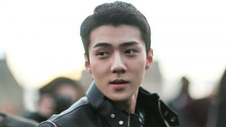 Member band K-Pop EXO, Sehun. - INDOSPORT