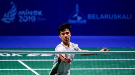 Pebulutangkis Irlandia Nhat Nguyen ungkap rasanyanya menghadapi Chou Tien Chen di Denmark Open 2020. - INDOSPORT
