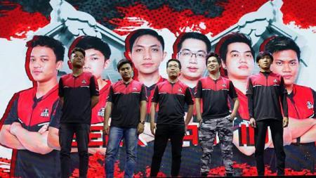 Salah satu pro player Mobile Legends dari tim Geek Fam ID, Tantyo 'Doyok' Aditya buka suara soal perkembangan eSports Tanah Air. - INDOSPORT