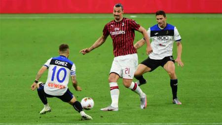 Baru-baru ini Zlatan Ibrahimovic secara mengejutkan mengungkapkan harapan jangka panjang miliknya di dunia sepakbola. - INDOSPORT