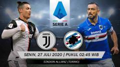 Indosport - Jelang pertandingan lanjutan Serie A Liga Italia 19/20 antara Juventus vs Sampdoria, di mana pemain Indonesia berpotensi jadi penentu gelar juara musim ini.