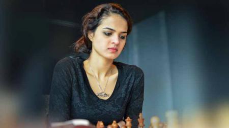 Tania Sachdev, pecatur cantik asal India. - INDOSPORT