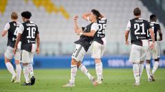 Indosport - Andrea Pirlo resmi gantikan Maurizio Sarri, ini peringkat pemain yang wajib  ditendang Juventus demi membentuk skuat utama.