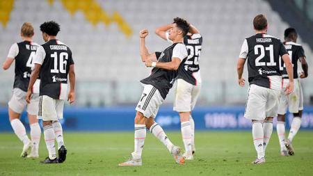 Andrea Pirlo resmi gantikan Maurizio Sarri, ini peringkat pemain yang wajib  ditendang Juventus demi membentuk skuat utama. - INDOSPORT