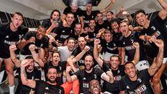 Indosport - Habiskan triliunan rupiah hanya untuk menggaji para pemainnya, Juventus dinobatkan sebagai klub terboros di Serie A Italia musim 2020/21 ini.