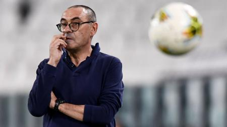 Tottenham Hotspur berpeluang mendapatkan pengganti Harry Kane dalam diri Lorenzo Insigne jika menunjuk Maurizio Sarri sebagai manajer baru mereka musim depan. - INDOSPORT