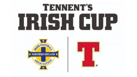 Logo Irish Cup. - INDOSPORT
