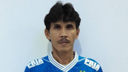 Legenda Persib Bandung era 1990-an, Kekey Zakaria. - INDOSPORT