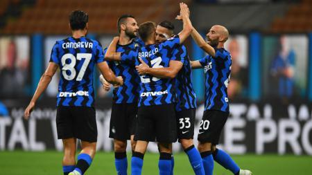 Benevento harus berhati-hati dalam laga melawan Inter Milan di Serie A Liga Italia. Karena, klub Nerazzurri memiliki empat pemain berjuluk 'Destroyers'. - INDOSPORT