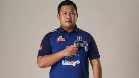 Ini Wakil Borneo FC di Turnamen Indonesian Football e-League - INDOSPORT