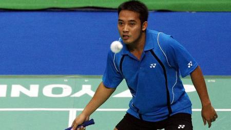 Legenda ganda putra, Luluk Hadiyanto sebut absennya pemain Asia membuat kualitas kompetisi Denmark Open 2020 mengalami penurunan. - INDOSPORT
