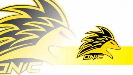 Logo ONIC eSports. - INDOSPORT