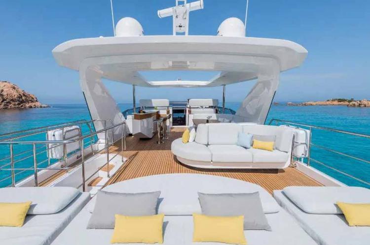 Yacht Ronaldo seharga £5.5m 4. Copyright: The Sun