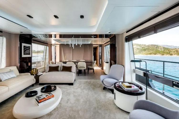 Yacht Ronaldo seharga £5.5m 5. Copyright: The Sun