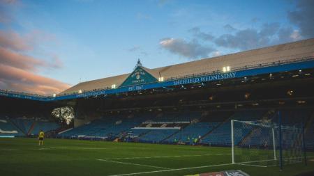 Markas Sheffield Wednesday, Stadion Hillsborough. - INDOSPORT
