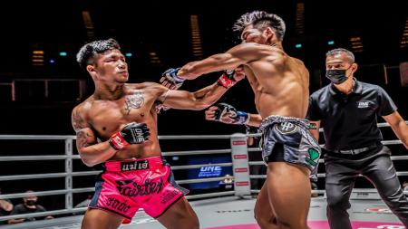Berikut jadwal pertarungan Mixed Martial Arts (MMA) ONE Championship yang bertajuk ONE: No Surrender II pada Jumat (14/08/20) pekan ini. - INDOSPORT